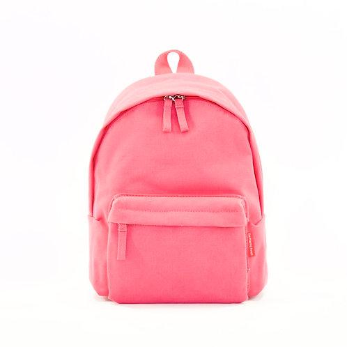 Waterproof Canvas Mini Backpack (Pink)
