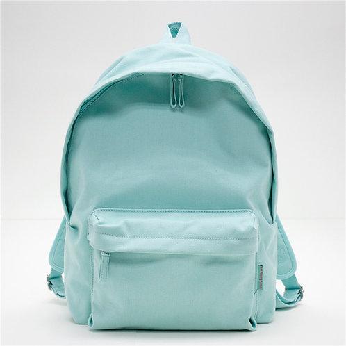 Wateproof Canvas Backpack (Turquoise)