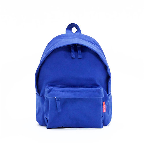 Waterproof Canvas Mini Backpack (Blue)