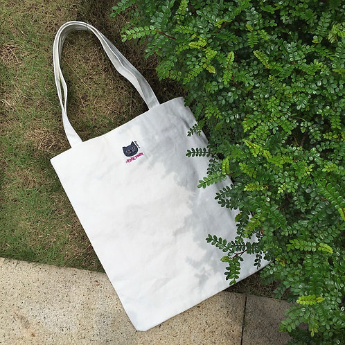 Aristocat Tote Bag (White)