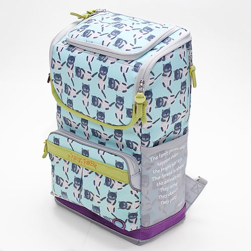 Aristocat (Mint) Doppio Backpack