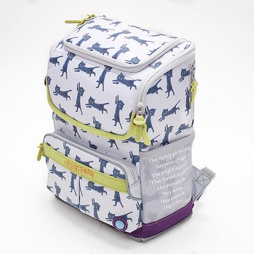 Aristocat (Grey 1) Doppio Mini Backpack