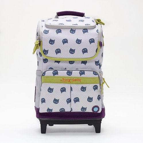Aristocat (Grey 2) Doppio Plus Backpack