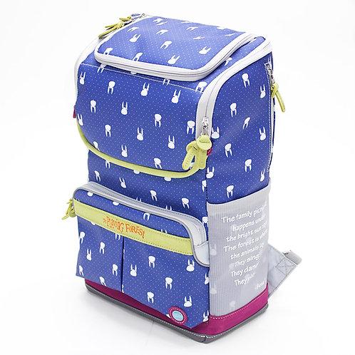 Momoco (Blue) Doppio Backpack
