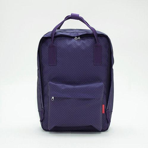 2 Ways Waterproof Backpack (Purple)