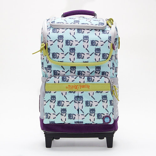 Aristocats (Mint) Doppio Plus Backpack