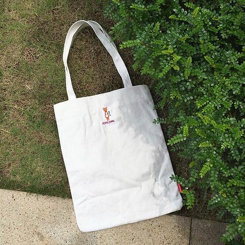 Pharrell Tote Bag (White)