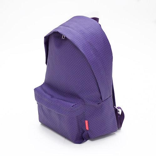 Dot Dot Backpack (Purple)