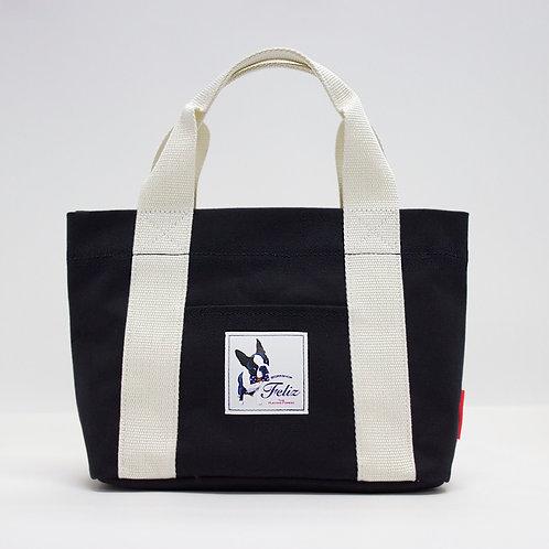 Feliz Waterproof Mini Bag (Black)