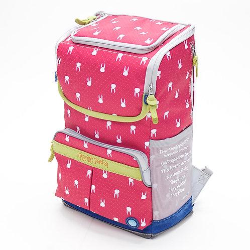 Momoco (Red) Doppio Backpack