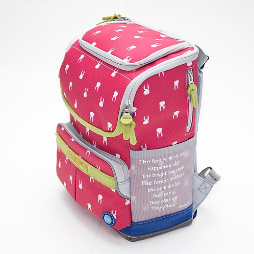 Momoco (Red) Doppio Mini Backpack