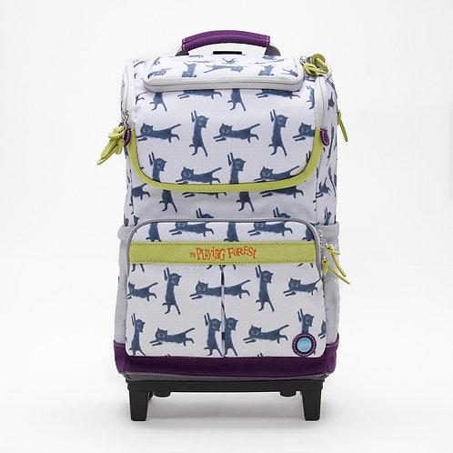 Aristocat (Grey 1) Doppio Plus Backpack