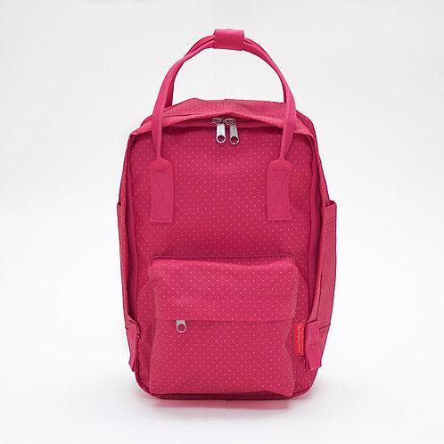 2 Ways Waterproof Mini Backpack (Red)