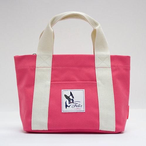 Feliz Waterproof Mini Bag (Pink)