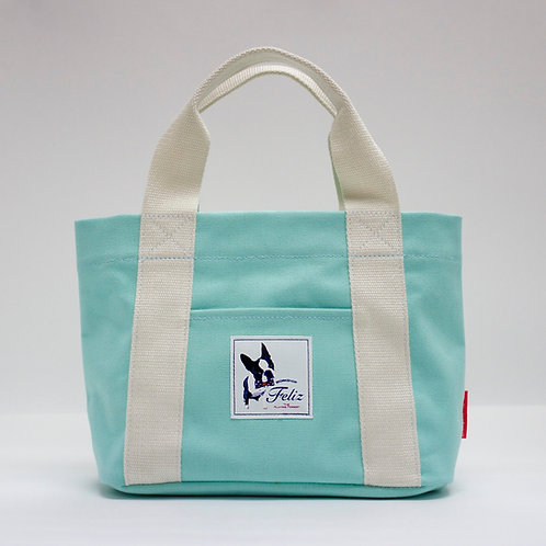 Feliz Waterproof Mini Bag (Turquoise)