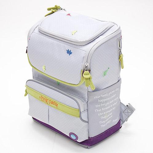 Dino (Grey) Doppio Mini Backpack