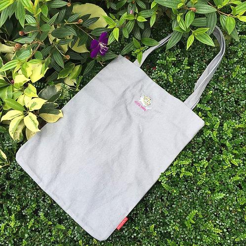 Steve Tote Bag (Grey)