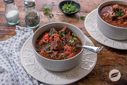 Ethiopian Brisket Stew