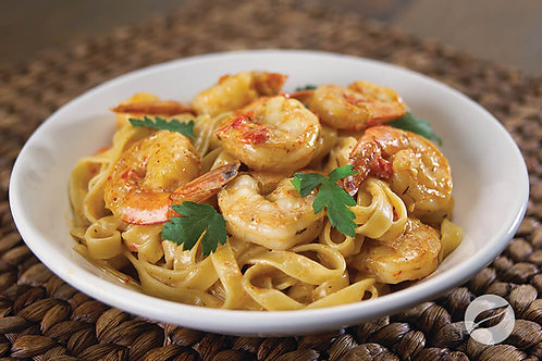 Cajun Shrimp & Fettucine