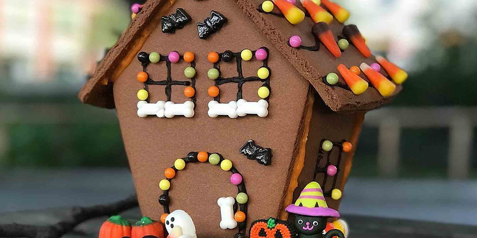 Haunted House Decorating Class