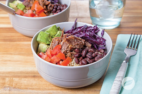 Chipotle Beef Rice Bowls