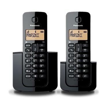 TELEFONO PANASONIC KX-TGB112MEB 2 AURICULARES