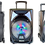 """Thumbnail: BOCINA AMPL. NECNON 12"""" NB-12B USB/FM/BL"""
