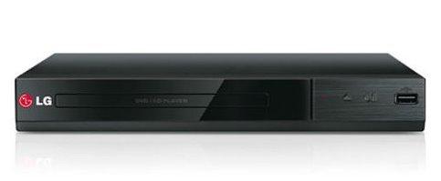 REPRODUCTOR DE DVD LG DP132 USB