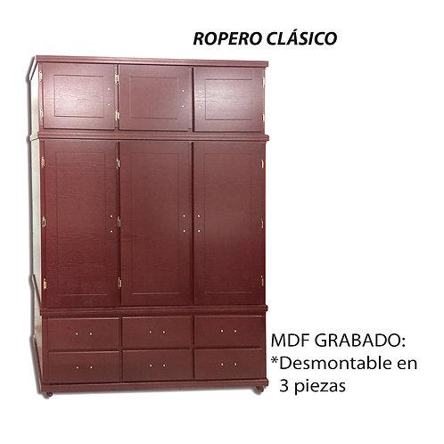 ROPERO CLASICO MHERA