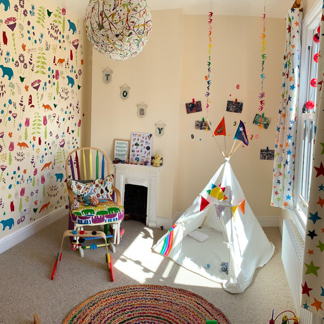 Tobys Finished Room