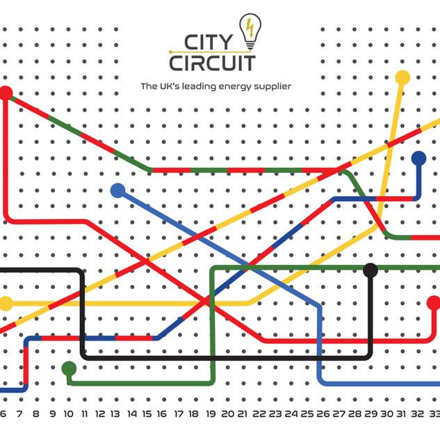 Board 1 Map Design