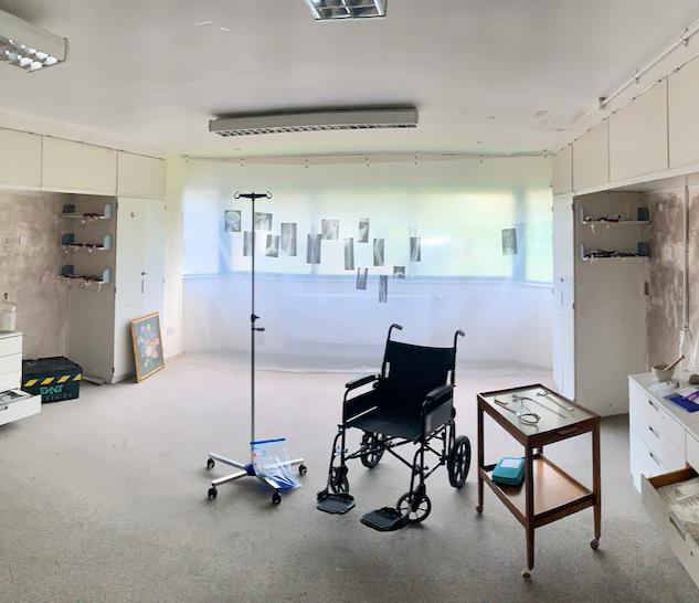 Patient 0 task room design