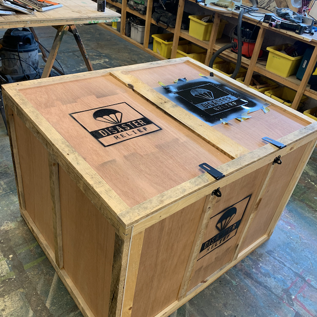 Supply Crate Prop
