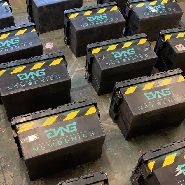 Newgenics Task Boxes