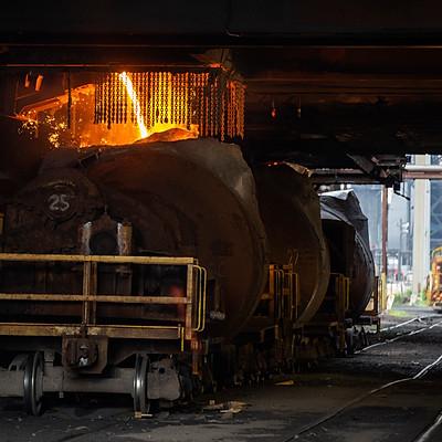 Steel Mill tour