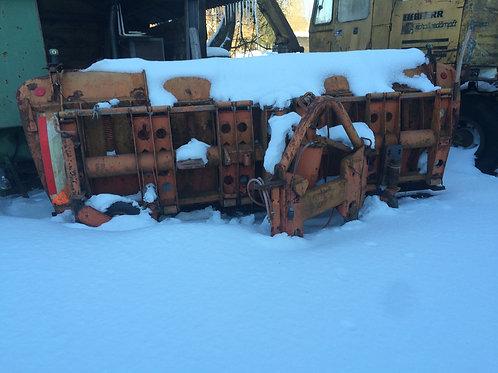 Lame à neige Schmidt MF 7.1 de 1975