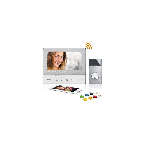 """Kit portier vidéo - Classe 300 Connecté - Écran 7"""""""