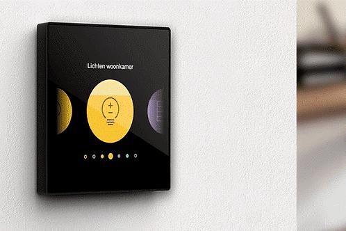 Digital black, écran de commande personnalisable connecté, 230 V