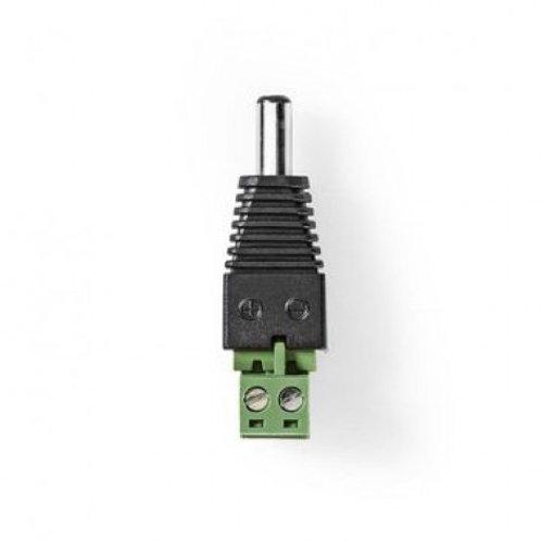 CONNECTEUR DE SÉCURITÉ CCTV CC | 5,5 X 2,1 MM