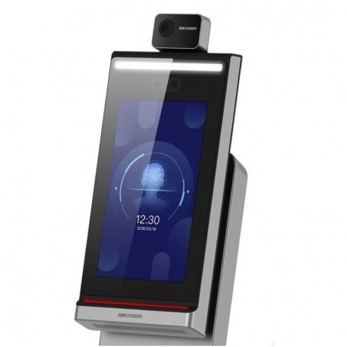 Solution autonome de mesure de la température corporelle pour détection de la fi