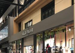 Ville Neuve - Shopping Massen