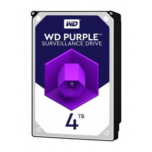 Disque Dur Western Digital Purple spécial Vidéosurveillance 4 To
