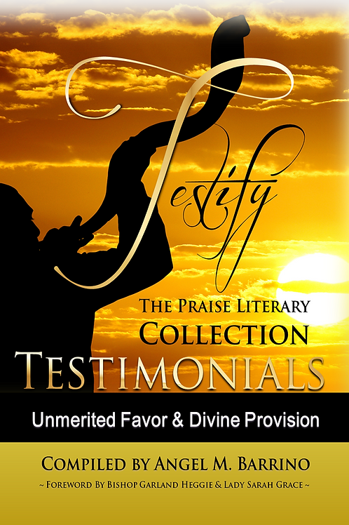 TESTIFY: Unmerited Favor & Divine Provision
