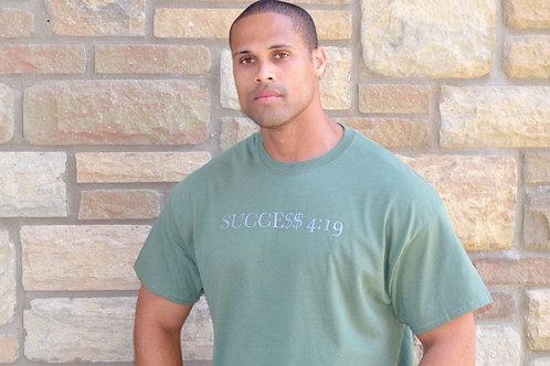 SUCCE$$ T-shirt Line - Men and Women
