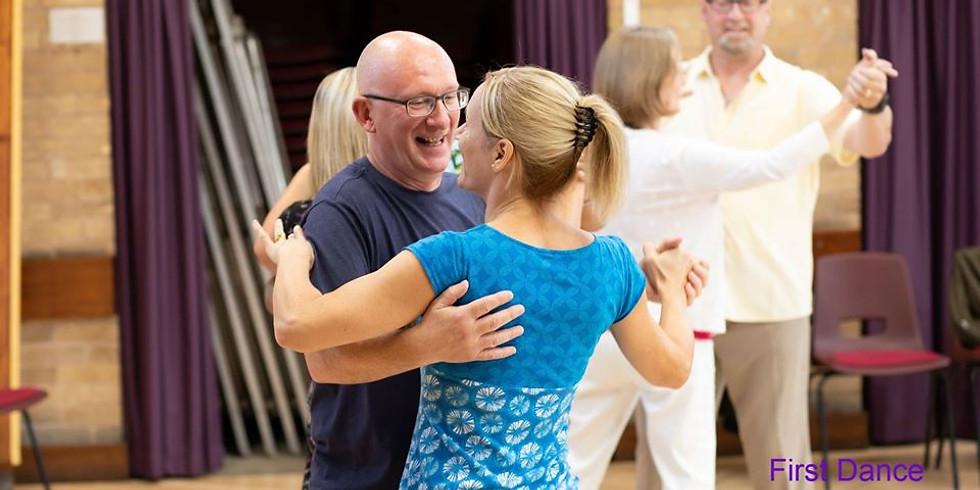 Beginners Ballroom & Latin Waltz/Cha Cha (Couples)