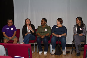 Q & A panel with parents of Special Needs children