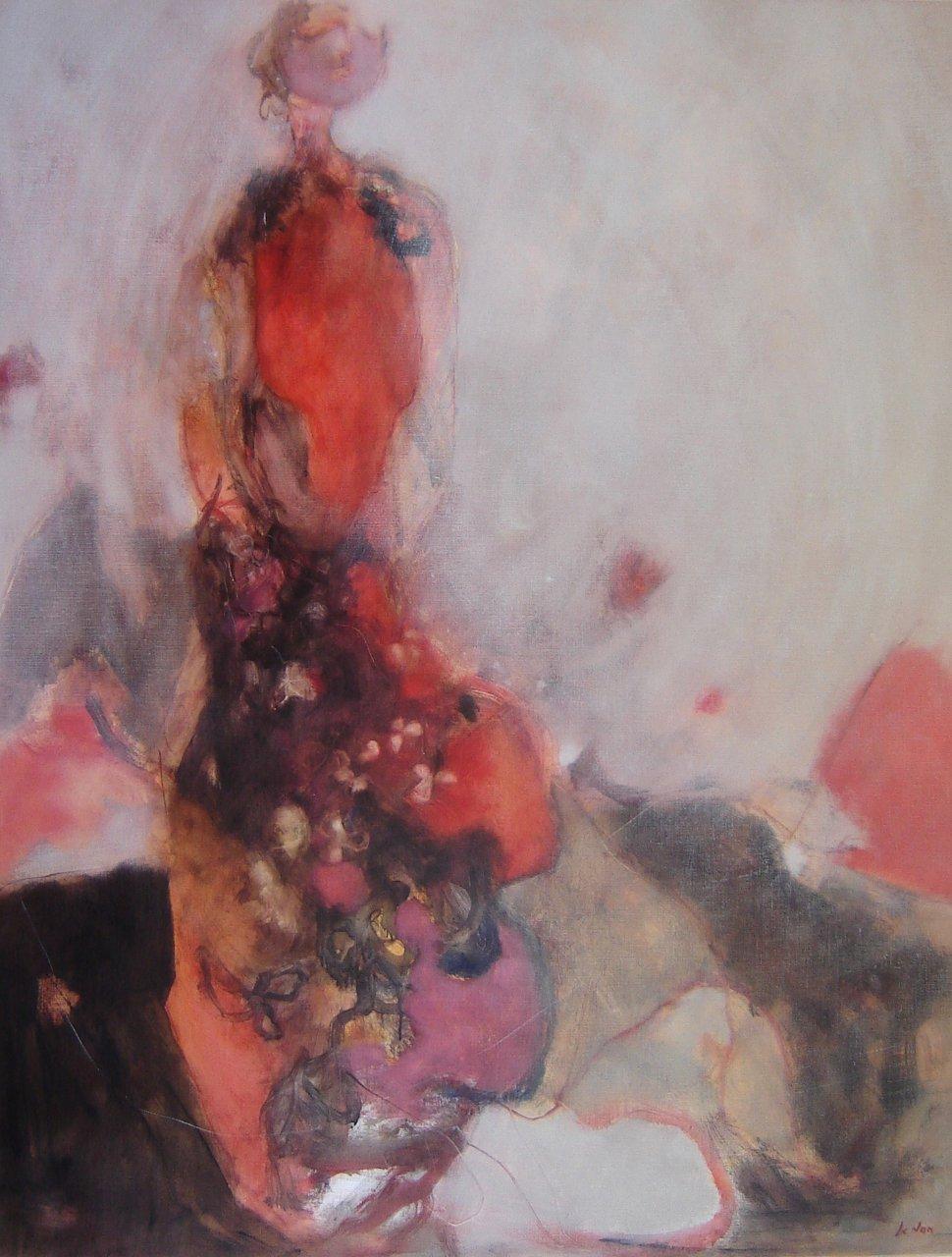 La robe et la brume (114x146)D