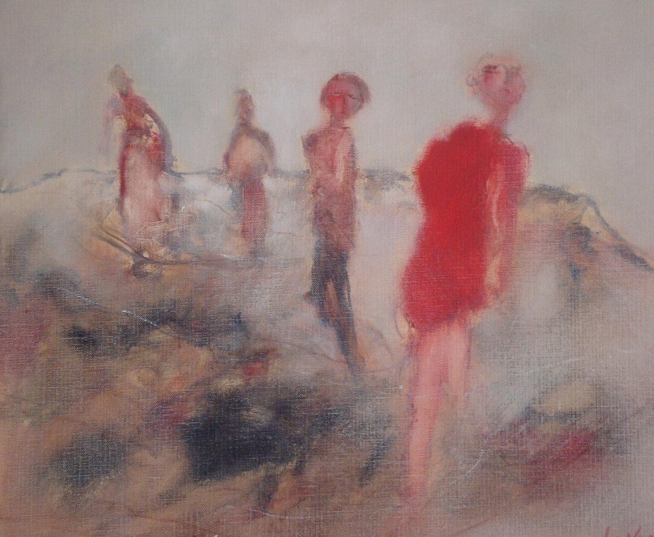En marche (46x38)