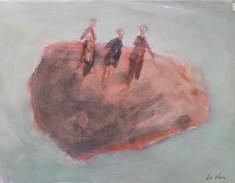 l'îlot en voyage (32x25)