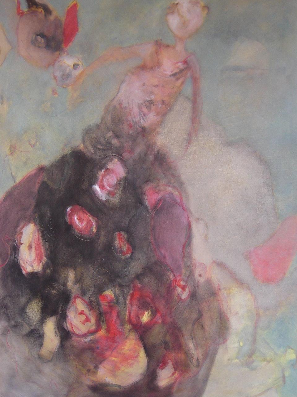 La robe celeste (97x130)